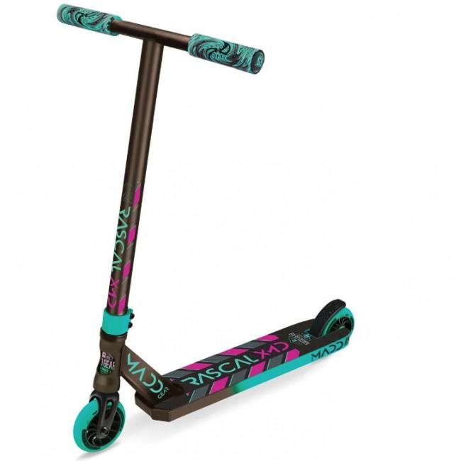 Madd Gear Kick Mini Rascal III Scooter Teal/Pink