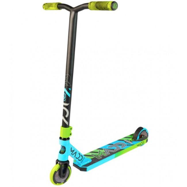 Madd Gear Kick Pro V5 Stunt Scooter Blue/Lime