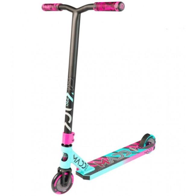 Madd Gear Kick Pro V5 Stunt Scooter Teal/Pink