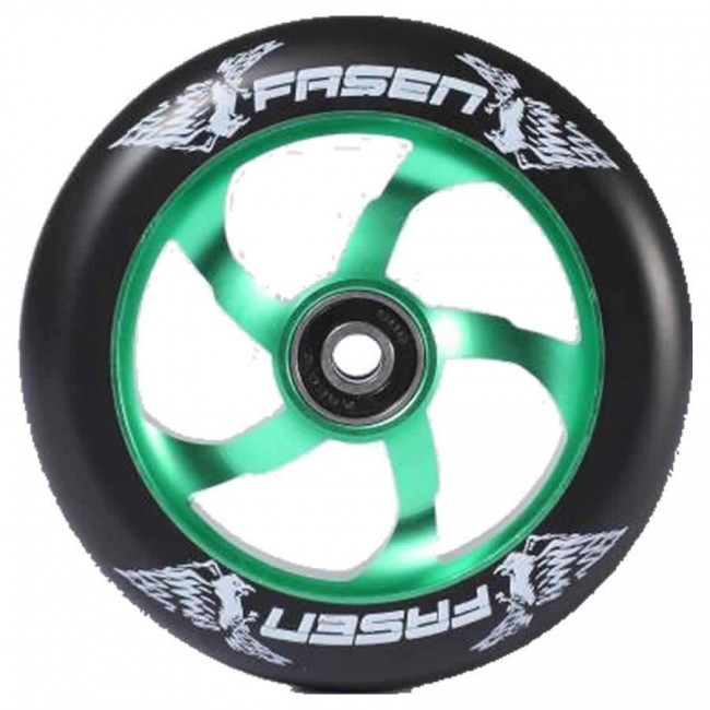 Fasen Raven Scooter Wheel Green