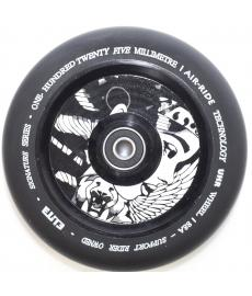 Elite X Supreme Air Ride Wheel Black 110mm