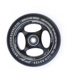 Revolution Jon Reyes Sig Wheel Black 110mm