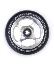 Revolution Jon Reyes Sig Wheel Silver 110mm
