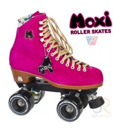 Moxi Lolly - Fuschia Quad Roller Skates