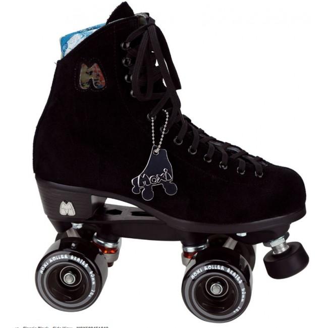 Moxi Lolly Classic Black Quad Roller Skates
