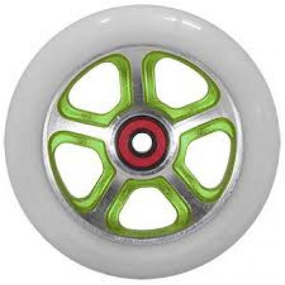 mgp filth scooter wheel 110mm whitegreen