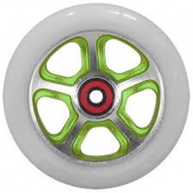 MGP Filth Scooter Wheel 110mm White/Green