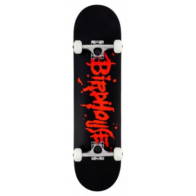 Birdhouse Stage 1 Skateboard Blood Logo 8