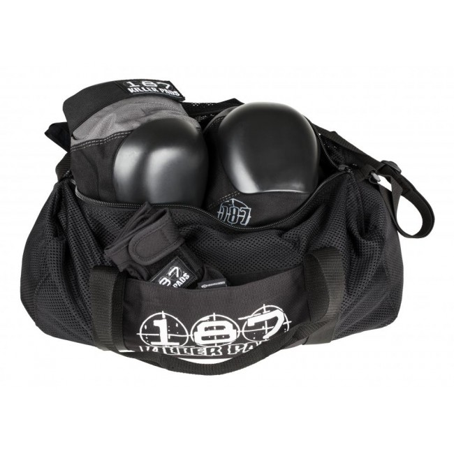 187 Killer Mesh Duffel Bag