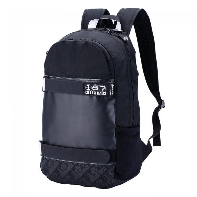 187 Killer Pads Standard Issue Back Pack Black