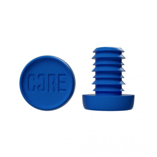 Core Scooter Bar Ends Blue