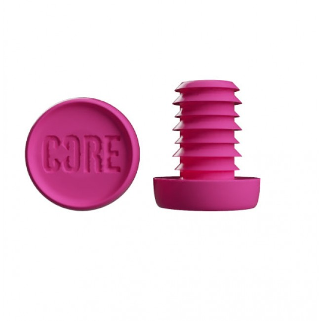 Core Scooter Bar Ends Pink