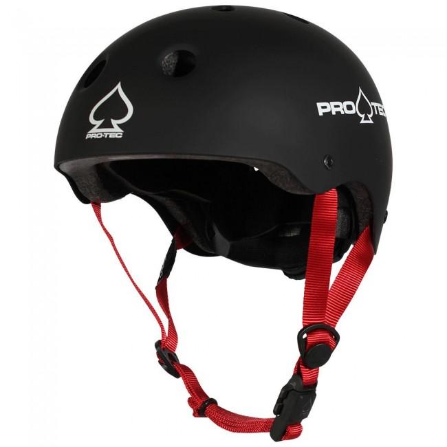 ProTec Certified Youth Helmet Matte Black XXS