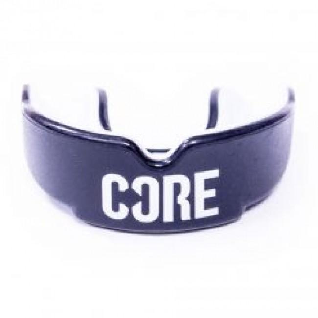 Core Protection Mouth Gaurd/Gum Shield Black