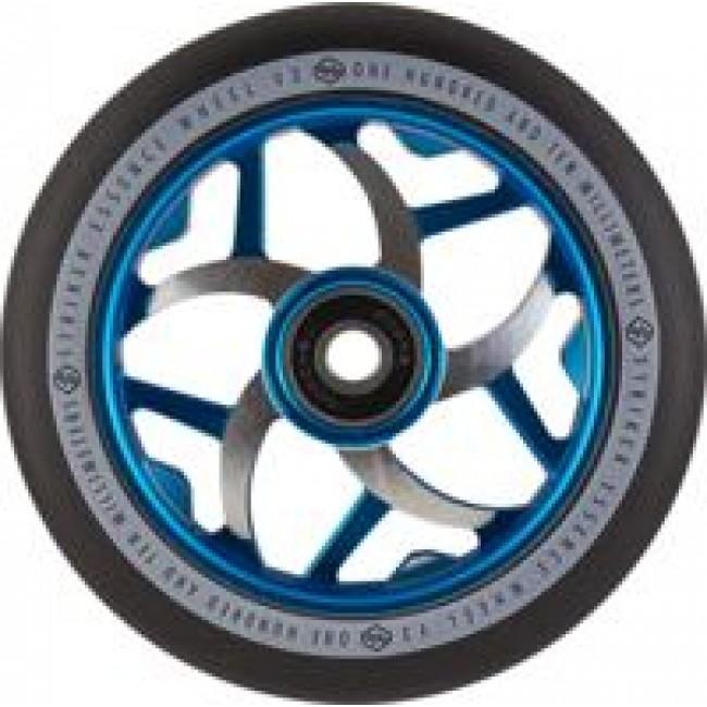 Striker Essence V3 Scooter Wheel Black/Blue 110mm