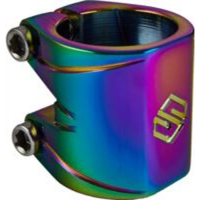 Striker Essence V2 Scooter Clamp Rainbow