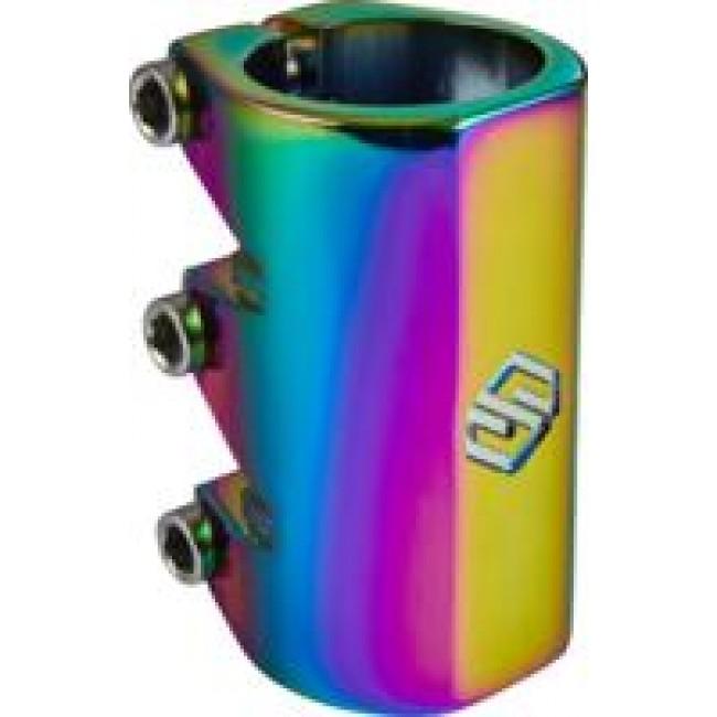 Striker Essence SCS V2 Scooter Clamp Rainbow