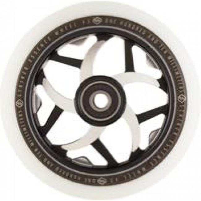 Striker Essence V3 Scooter Wheel White/Black 110mm