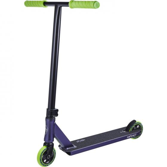North Hatchet Space/Glow In The Dark Pro Scooter 2020