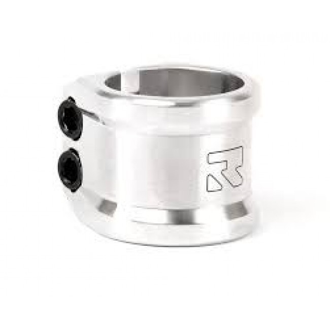 Root Industries Lithium Double Scooter Clamp Chrome