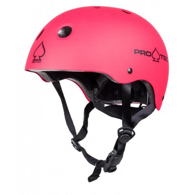 ProTec Certified Youth Helmet Matte Pink