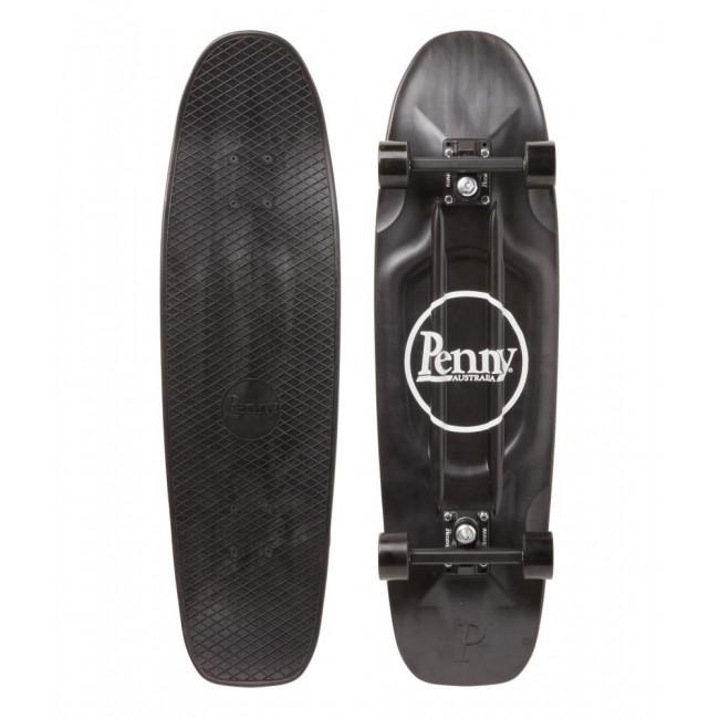 Penny Blackout Logo Complete Skateboard 32