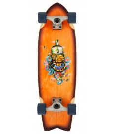 D Street Nautical Cruiser Skateboard 29""