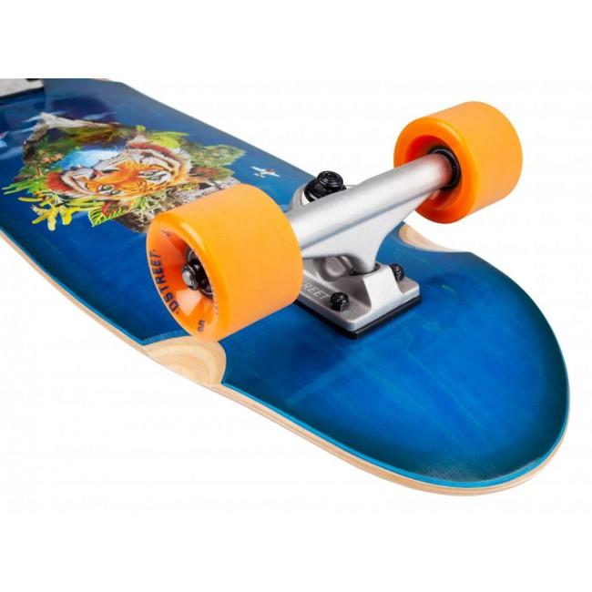 D Street Tropical Cruiser Skateboard 29.5