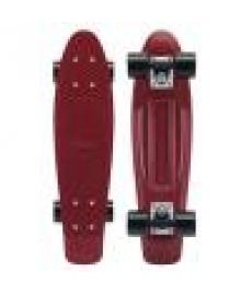 Penny Burgundy Cruiser Skateboard Multi 22""