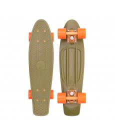 Penny Burnt Olive Cruiser Skateboard 22""
