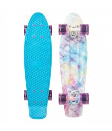Penny Cracked Eye Cruiser Skateboard 22""