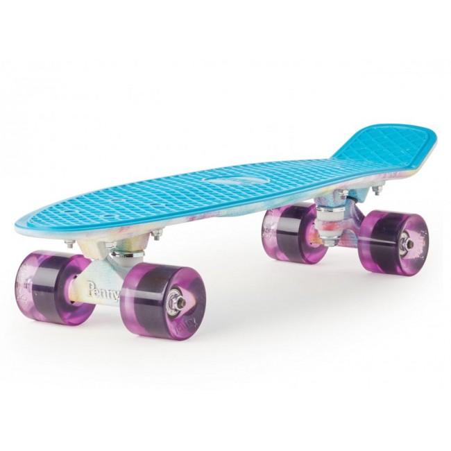 Penny Cracked Eye Cruiser Skateboard 22