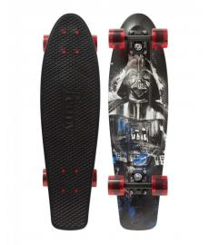 Penny Darth Vader Cruiser Skateboard Black 22""
