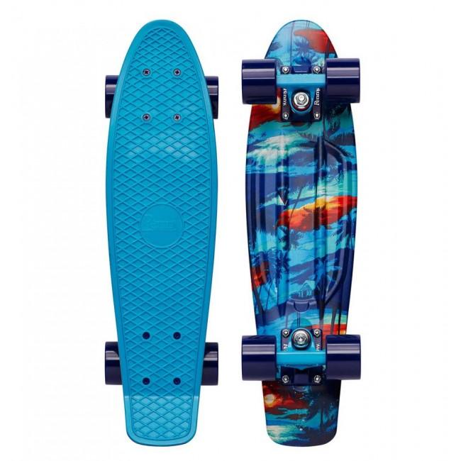 Penny Makana Cruiser Skateboard Multi 22