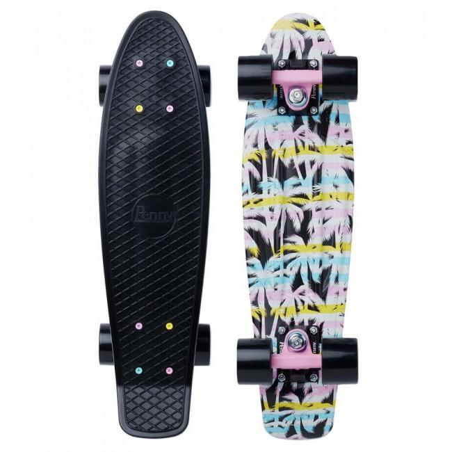 Penny Retro Palm Cruiser Skateboard 22