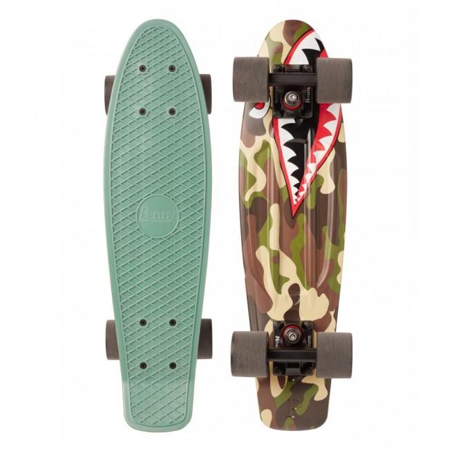 """Penny Shark Bomber Cruiser Skateboard 22"""""""