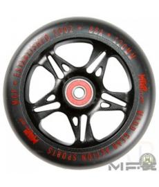 MGP MFX Fuse Scooter Wheels 120mm Black/Red
