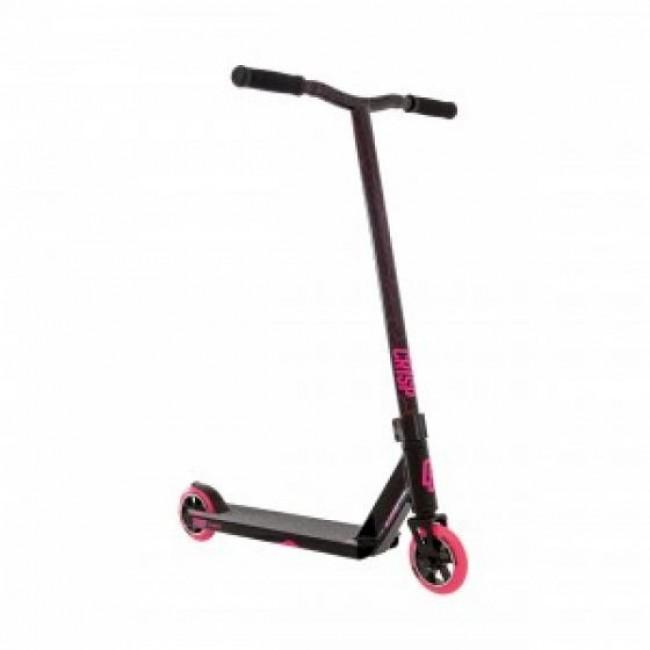 Crisp Blaster Complete Scooter Black/Pink Cracking 2019