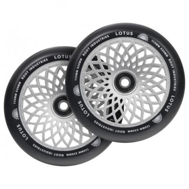 Root Industries Lotus Scooter Wheels Mirror 110mm 30mm Wide