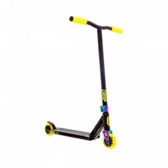 Crisp Switch Complete Scooter Black/Yellow 2019