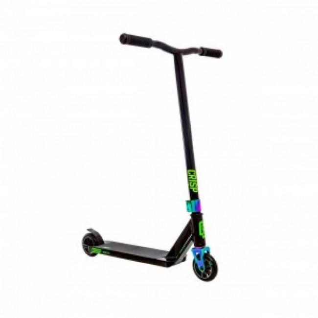 Crisp Switch Complete Scooter Black/Green 2019