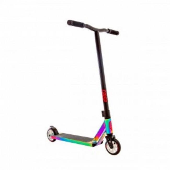 Crisp Surge Complete Stunt Scooter Colour Chrome/Black 2019