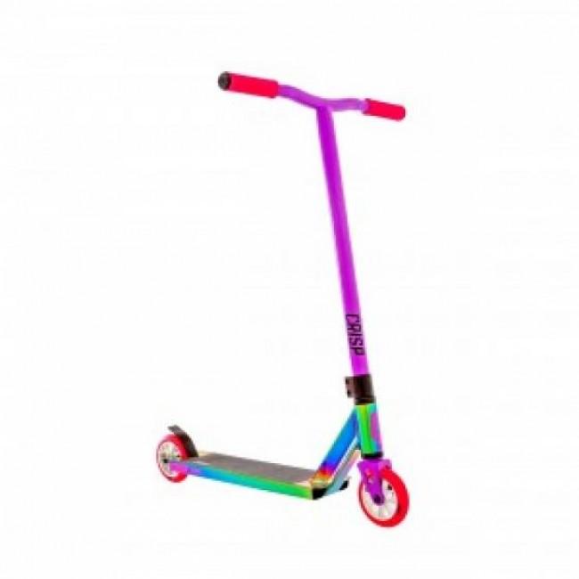 Crisp Surge Complete Stunt Scooter Colour Chrome/Pink 2019