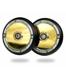 Root Industries Air Wheel Gold Rush 110mm