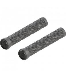 District Rope Scooter Grips Grey