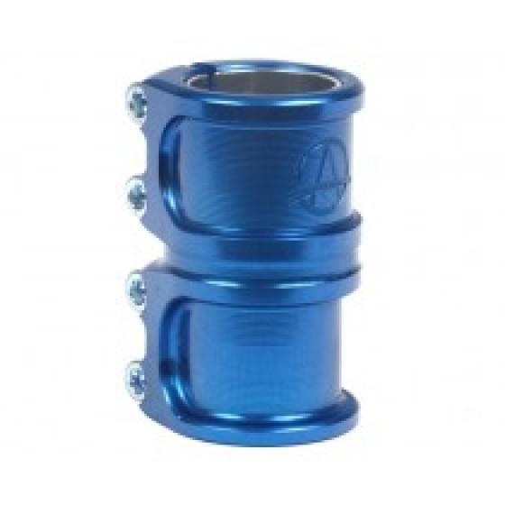 Apex Lite SCS Scooter Clamp Blue