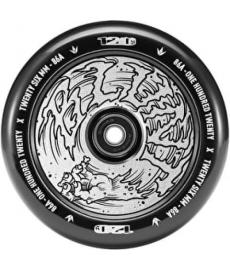 Blunt Hollow Hologram Hand Scooter Wheel 110mm