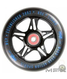 MGP MFX Fuse Scooter Wheels 120mm Black/Blue