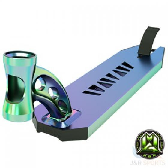 MGP VX8 Extreme Scooter Deck Neo Chrome