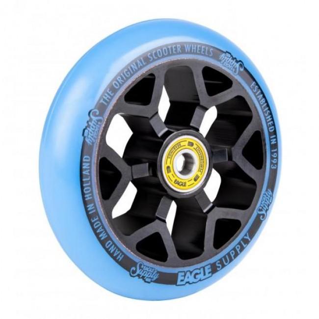 Eagle Standard 6M Core Scooter Wheel Black/Blue 110mm
